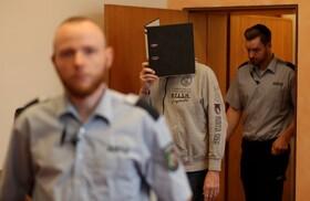 (تصاویر) دادگاه یکی از دو مردی که در دتمولد در آلمان به کودک آزاری متهم شده اند