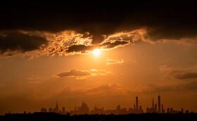 (تصاویر) نمایی از منهتن نیویورک