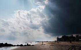 (تصاویر) تصویری از سواحل نیویورک در آغاز پاییز