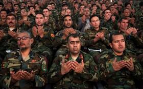 (تصاویر) مراسم معرفی رئیس جدید اداره اطلاعات ارتش افعانستان در کابل
