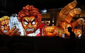 (تصاویر) تصویرتبلیغاتی مسابقات جهانی راگبی در توکیو ژاپن