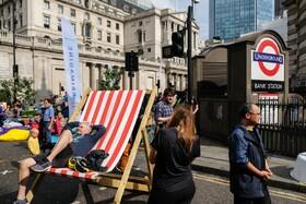 (تصاویر) روز جهانی بدون ماشین در لندن
