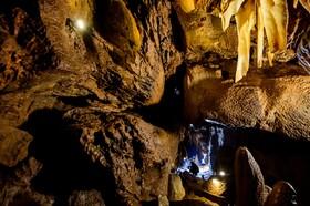 (تصاویر)  تصویری از غار امرواس در مجارستان که به عنوان اثری جهانی و میراث بشری در یونسکو ثبت شده است