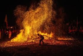 (تصاویر) جشن نهم روز از ماه نهم در زیجیانگ در چین