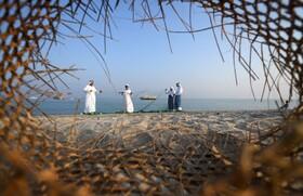 (تصاویر) ماهیگیران در امارت متحده عربی