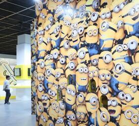 (تصاویر) نمایشگاه هنری در سئول کره جنوبی