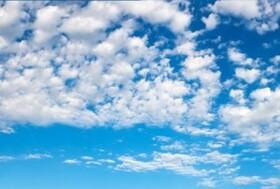 چرا رنگ آسمان آبی است؟