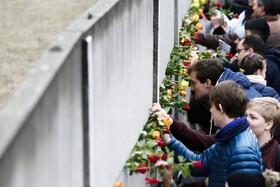 (تصاویر) مراسم سی امین سال فروریختن دیوار برلین در آلمان