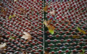 (تصاویر) مراسم یادبود کشته شدگان در جنگ جهانی دوم در انگلیس