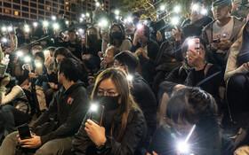 (تصاویر) تظاهرات دمکراسی خواهان در هنگ کنگ