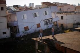 (تصاویر) خرابی ناشی از زلزله در آلبانی