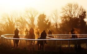 (تصاویر) مسابقه اسب اسواری در ایرلند