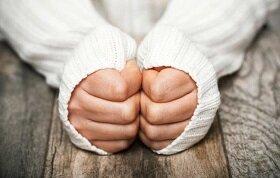 سردی دستها