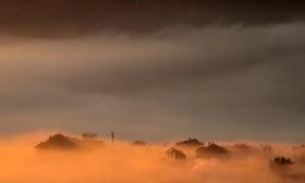 (تصاویر) آلودگی هوا در اسکوپیه مغدونیه