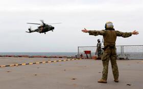 (تصاویر) تلاش برای خاموش کردن آتش در استرالیا از طریق عملیات هوایی