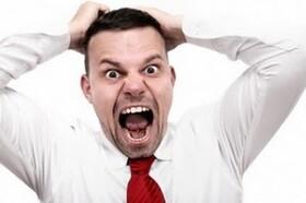 عامل زود عصبانی شدن در مردان چیست ؟