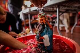 (تصاویر) جشن سال نو چینی در اندونزی