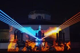 (تصاویر) جشنواره نور در لندن