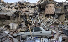 (تصاویر) خرابی های زلزله ترکیه