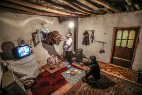 (تصاویر) پروش دهندگان شتر در وان ترکیه در محل زندگی خود