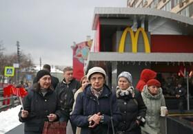 (تصاویر) جشن سی و مین سالگرد افتتاح نخستین شعبه مک دونالد در میدان پوشکین مسکو