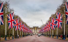 (تصاویر) تزئین خیابانی در لندن در استقبال از خروج این کشور از اتحادیه اروپا