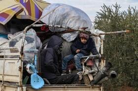 (تصاویر) آوارگان سوری