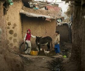 (تصاویر) بازی کودکان در اسلام آباد پاکستان