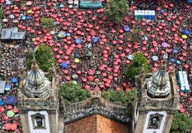 (تصاویر) جشنواره ای در رویودوژانیرو
