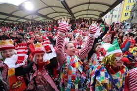 (تصاویر) جشنواره ای در کلن آلمان