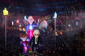 (تصاویر) جشنی در نیس فرانسه