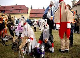 (تصاویر) جشن آغاز بهار در جمهوری چک