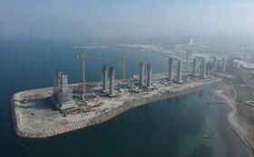 (تصاویر) ساخت بزرگترین پل معلق جهان در ترکیه