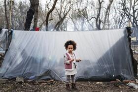 (تصاویر) اردوگاه سکونت مهاجران در ادیرنه در ترکیه