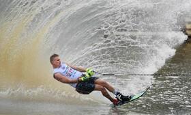(تصاویر) مسابقات اسکی روی آب استرالیا