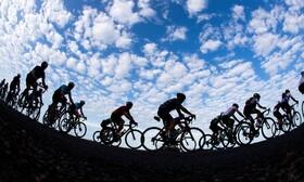 (تصاویر) مسابقه جهانی دوچرخه سواری در کیپ تاون مرکز آفریقای جنوبی