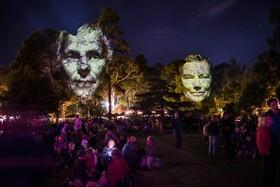 (تصاویر) یادبود شخصیت های محیط زیستی در آدلاید استرالیا در پارک گیاهشناسی