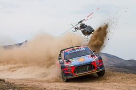 (تصاویر) مسابقات اتوموبیلرانی در مکزیک