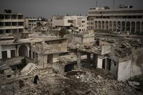 (تصاویر) نمایی از شهر ادلب در سوریه