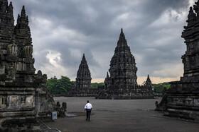 (تصاویر) نمایی از یکی از مراکز مهم جهانگردی اندونزی