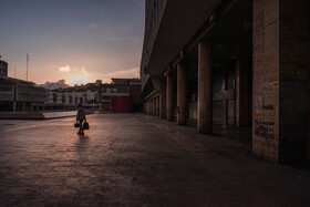 (تصاویر) روز دوم از قرنطینه عمومی در کاراکاس در ونزوئلا