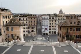 (تصاویر) نمایی از رم  و محلی که جهانگردان زیادی را بخود جلب می کرد