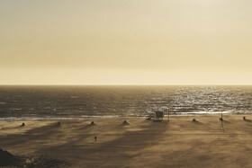 (تصاویر) ساحل سانتامونیکا در لوس آنجلس آمریکا