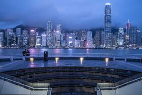(تصاویر) نمایی از محلی در هنگ کنگ که افراد زیادی را برای دیدن شهر جذب می کرد