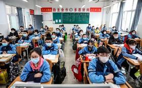 (تصاویر) مدرسه ای در حیاین در چین بازگشایی شده است