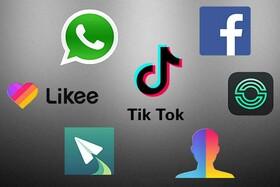 اپلیکیشنهای محبوب با بیشترین تعداد دانلود
