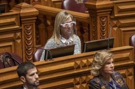 (تصاویر) تصویری از جلسه مجلس پرتغال