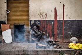 (تصاویر) بیخانمانی در ژوهانسبورگ آفریقای جنوبی