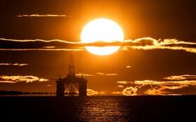 (تصاویر) طلوع آفتاب زیبا در دوران کرونا