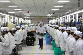 (تصاویر) بازگشایی کارخانه موبایل سازی در هند